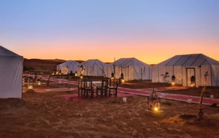7 day Desert tour from Marrakech