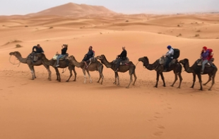 Tour from Fes to Merzouga