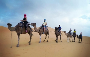 5 day tour from Marrakech to Merzouga