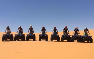 Quad and Buggy Excursion in Merzouga